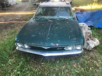 Chevrolet - Corvair - 1966 Spring Hill
