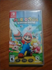 Mario Rabbids for switch  Calgary, T3A 2R1