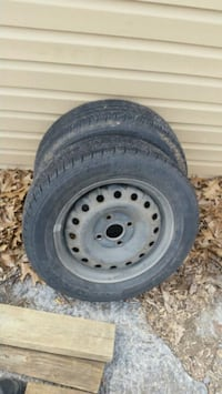 195/65/15 tires on Accord whls  Inwood, 25428