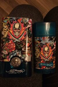 Ed Hardy Cologne & Deodorant