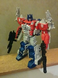Power Master Optimus Prime Toronto, M4J 1E4