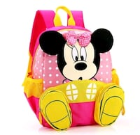 Minnie Mouse Backpacks