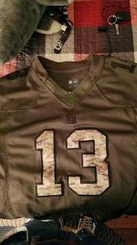 black and green NFL jersey Burke, 22015