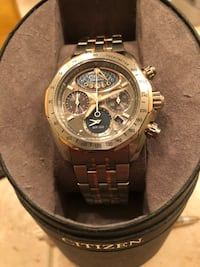 Citizen Moon Phase Flyback watch  Fresno, 93737