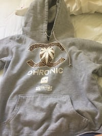 cheetah/maryjane grey chronic hoodie Winnipeg, R2W 2R5