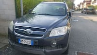 Chevrolet - captiva - 2008 Province of Como