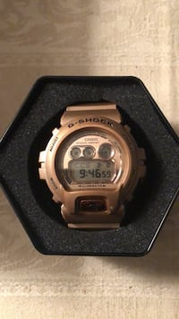 Bronze G shock, price is negotiable Springfield, 22153