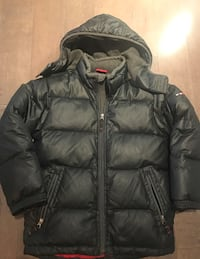 Gap kids unisex down winter jacket ~ size large (10/12) Surrey, V4N 6A2