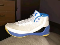 Under Armour Stephen Curry shoes Youngstown
