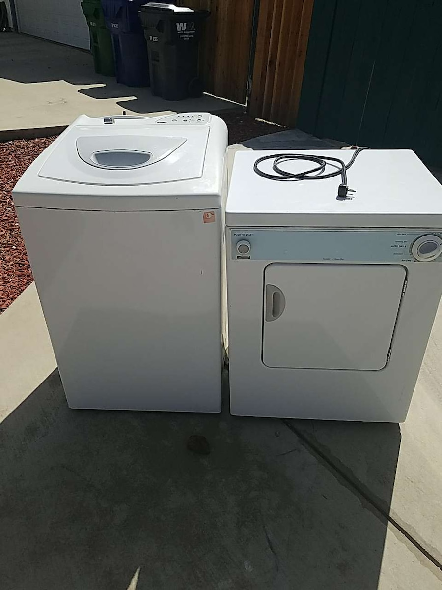Letgo Washer Dryer In Palmdale Ca