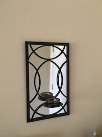 Wall mirror with candle holder Ellicott City, 21043
