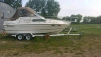 white and gray speed boat Welland, L3B 5N4