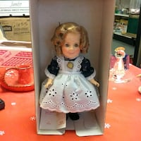 Vintage Shirley Temple Doll Sandy, 97055