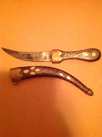 brown and silver pocket knife Windsor, N9A 1P7