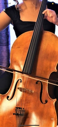 Cello lessons Concord
