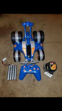 Electric rc car 55 mi