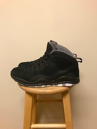 Air Jordan 10 stealth sz 13 Maple Ridge, V2X 9V3