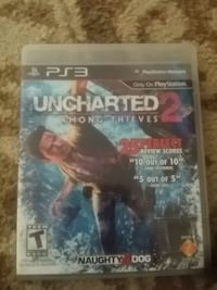 Uncharted 2 Among Theieves (ps3 game) Albuquerque, 87121