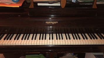 Piano - If you move it, it's yours!