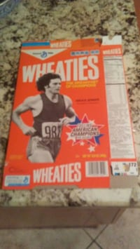 Wheaties box Tampa, 33615