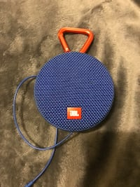 Blue and red jbl portable speaker. $35 the lowest Nonnegotiable  Columbus, 43224
