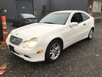 Mercedes - c230 kompressor - 2003 Langley, V2Y 2M6
