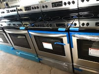 New Frigidaire stainless steel electric range 6 months warranty Catonsville