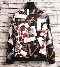 Chaquetas Polipiel Louis Vuitton con Supreme  Madrid