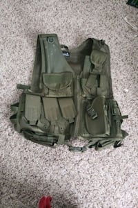 Tactical Vest, paintball, airsoft etc
