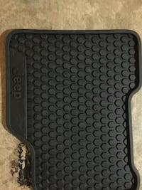 Jeep Compass 2018 ( fits 2017-19) all weather mats Sterling, 20164