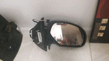 GMC stock truck mirrors