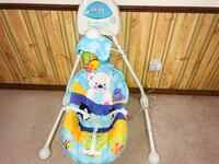 BRAND NEW BABY CRADLE AND SWING WITH MUSIC Toronto