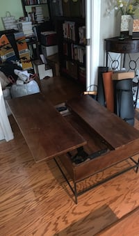 West elm coffee table - $25 off if you pick it today ! Arlington, 22201