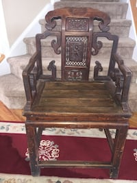 Tibetan Chair - antique over 100 years old Hamilton, 20158