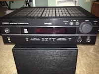 Yamaha A/V Receiver RX-430 TIC HomeTheater with Surround sound. Alexandria, 22315