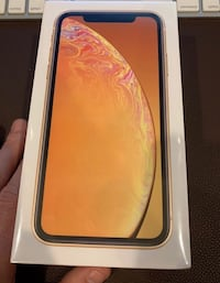 New Yellow iPhone XR