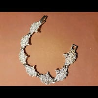 silver and diamond studded necklace Whitby, L1N 8X2