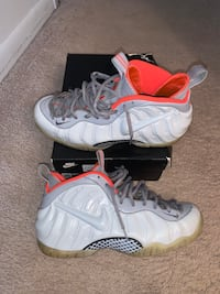 Foamposite Pure Platinum