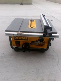 DEWALT  15 Amp 10 in. Compact Job Site Table Saw  Placentia, 92870