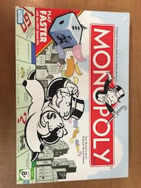 Monopoly Board Game by Hasbro Series: #73000