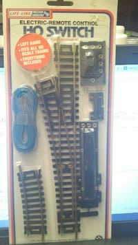 Life Like Electric remote control HO scale