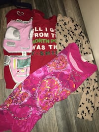 Long sleeves for young girls  Victorville, 92392