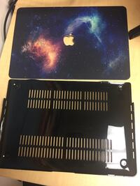 "Compatible with new MacBook Pro 13"" CASE ONLY 28 mi"