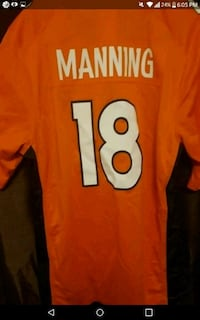 Nfl manning super bowl jersey St. Catharines, L2P 2L3