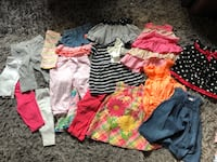Baby Girl Clothes 6-12 months Surrey, V3S 4L2