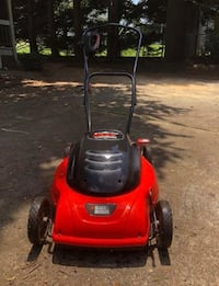 Black and Decker corded electric lawn mower Greenville
