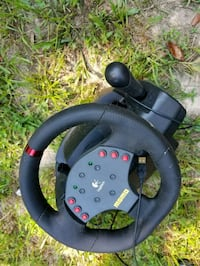 Logitech steering wheel game controller Inverness, 34452