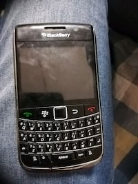 svart Blackberry mobile 16gb 8mps Stockholm