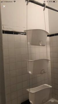 Shower caddy Montréal, H3S 1G1