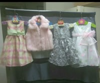 Girls Clothing Size 6/8 Los Angeles